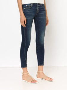 AMO Twisted Seam Jeans
