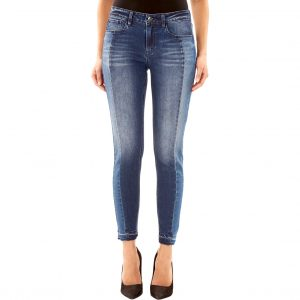 Kensie Jeans Front Seam Ankle Jeans