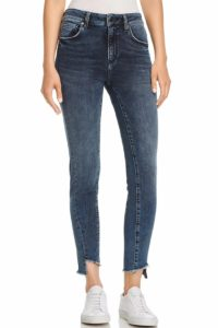 Mavi Jeans twisted seam jeans