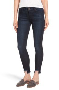Parker Smith Twisted Seam Skinny Jeans