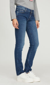 Gas Jeans New Devera Straight Leg Jeans