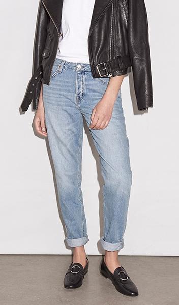 baggier version of a boyfriend fit jean, what is boyfriend fit