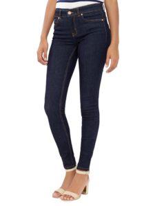 Women's Rinse Wash/Dark Wash Skinny Jeans