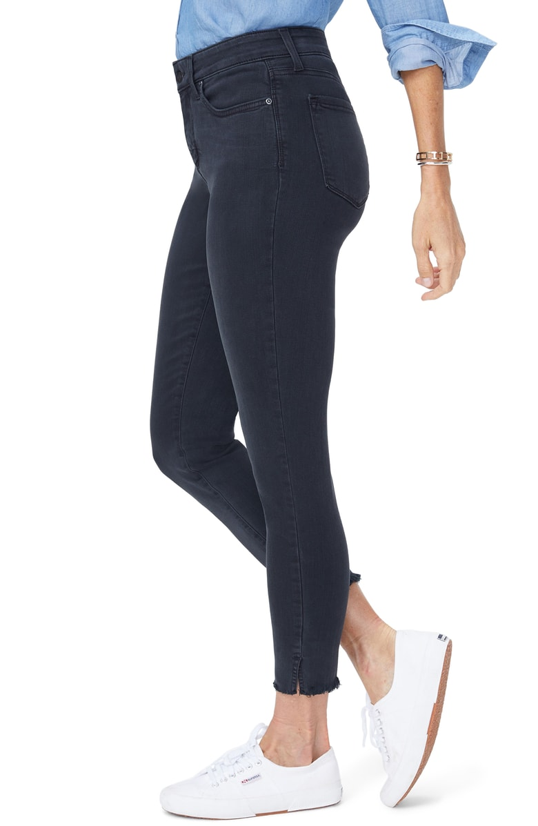 Jeans with body shapers