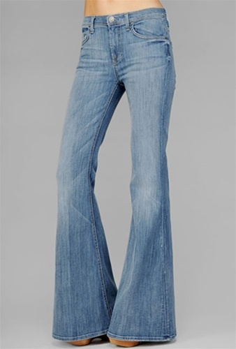 flare leg, types of jeans for women,wide flare, bell bottom jeans