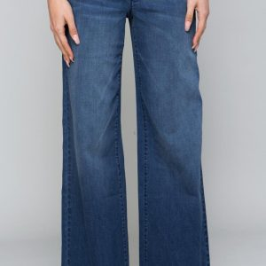 Wide-Leg Jeans and Trouser Jeans