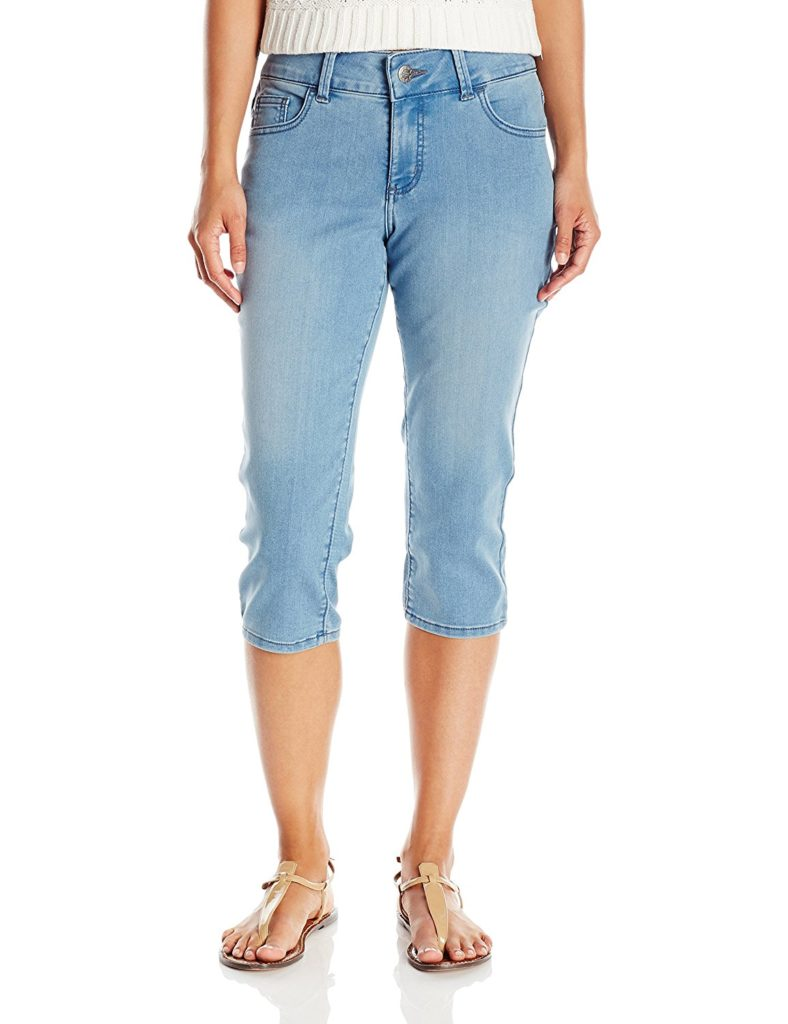 shoes to wear with capri jeans, capri jeans with nude sandals