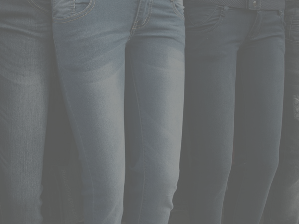 Jean styles, types of jeans