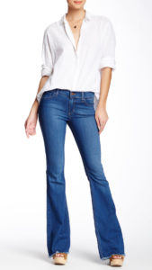 mid rise jeans