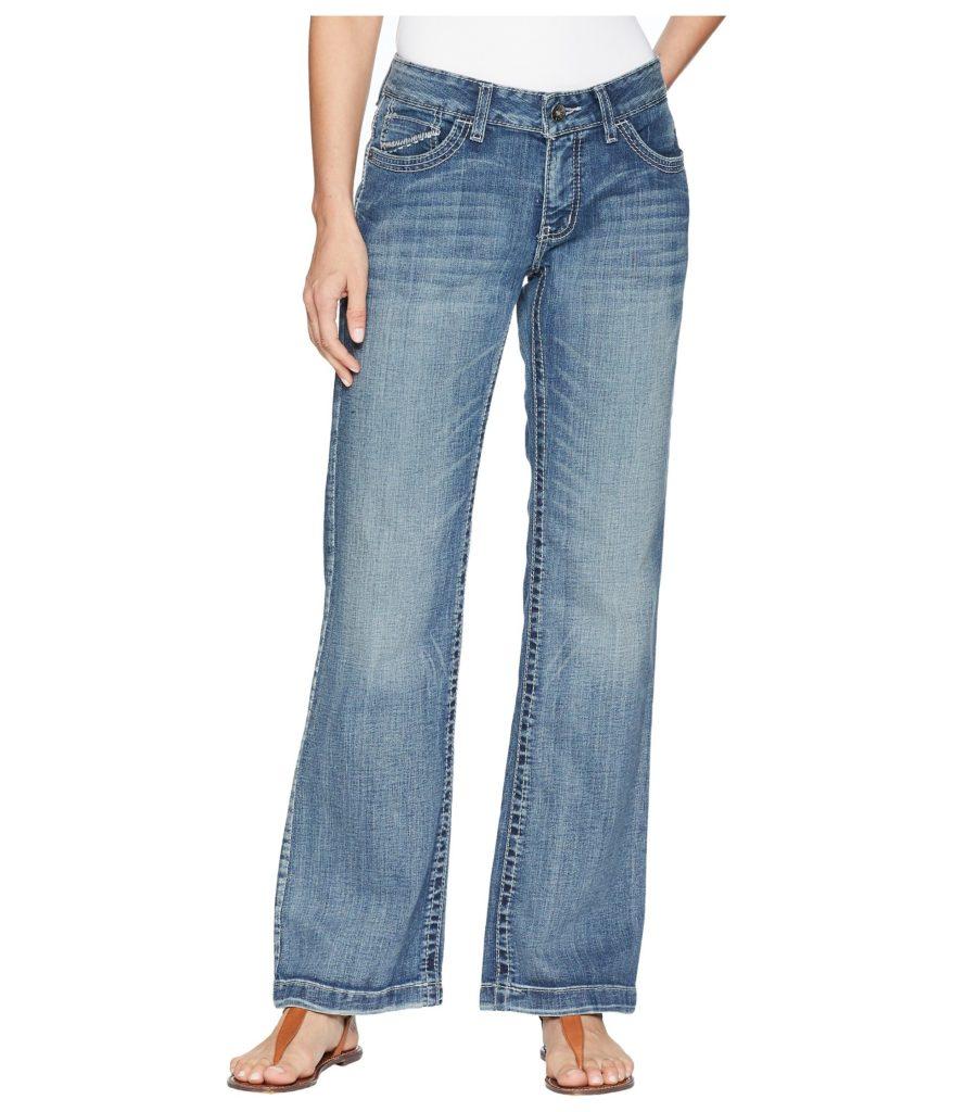 womens jean styles, straight cut wide leg jeans, , types of jeans for women