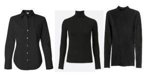 winter tops to wear with black jeans