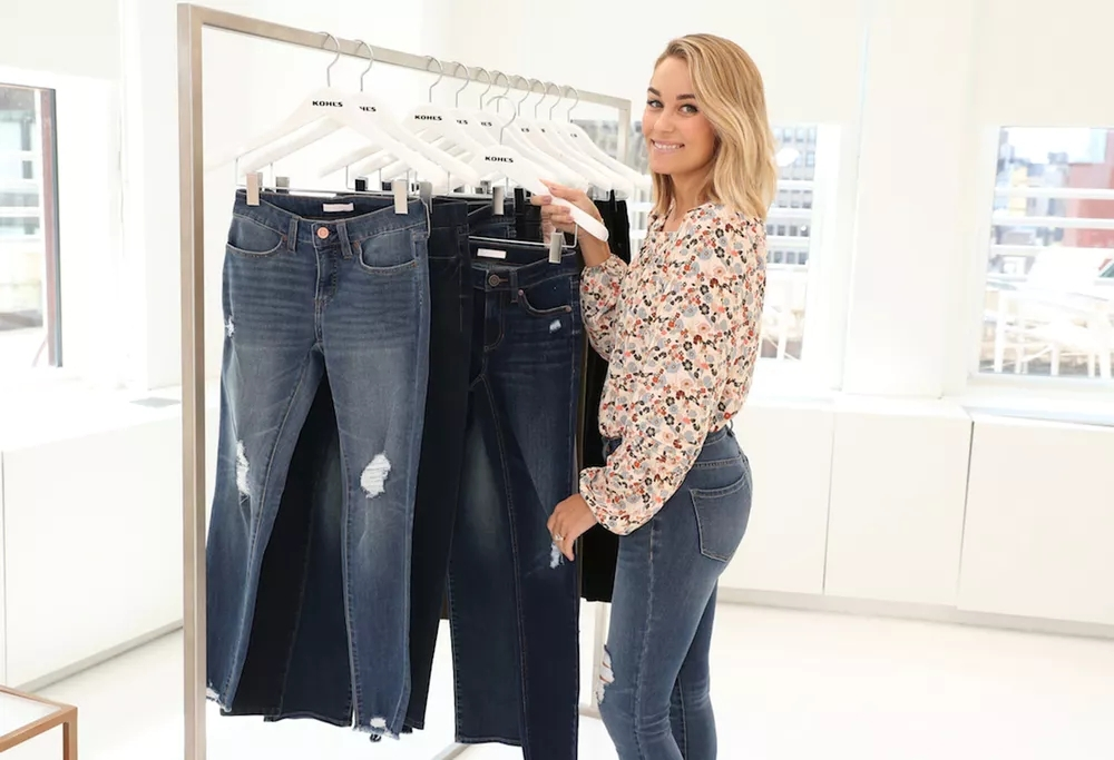 Lauren Conrad, LC Lauren Conrad Denim Collection