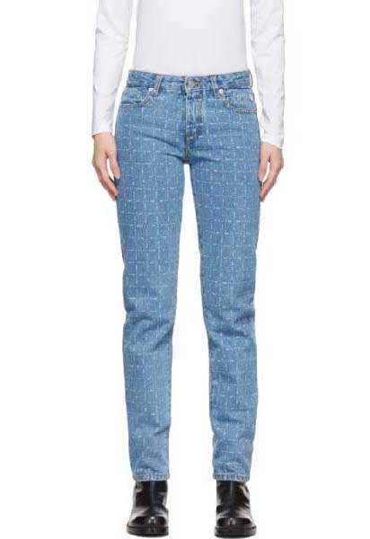 checkerboard jeans, checkered jeans, plaid jeans, check jeans, checked jeans