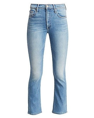 mother the insider crop jeans. cropped jeans, outfit id, steal her style