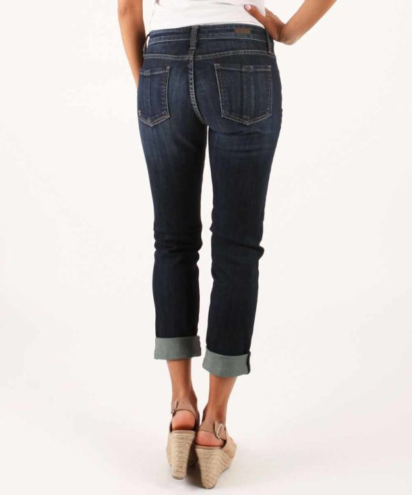 boyfriend jeans, girlfriend jeans vs boyfriend jeans, KUT from the Kloth Catherine Boyfriend Jeans
