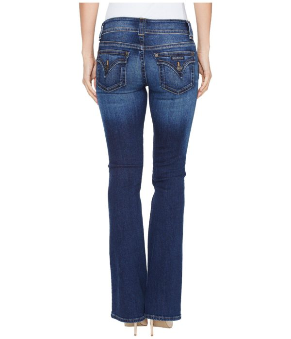 Hudson Jeans Signature Boot Cut Jeans with Flap Pockets