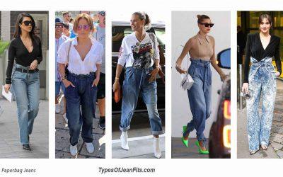 paperbag jeans, celebrities
